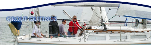 Sailing Opportunities - Group Outings